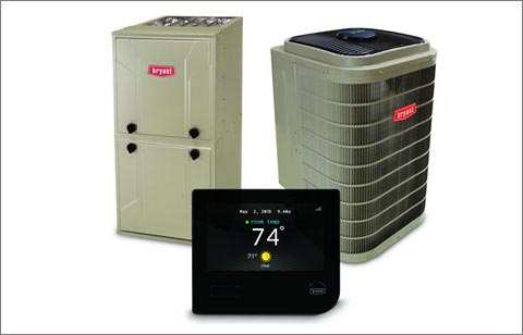 Bryant Air Conditioning & Heating Equipment