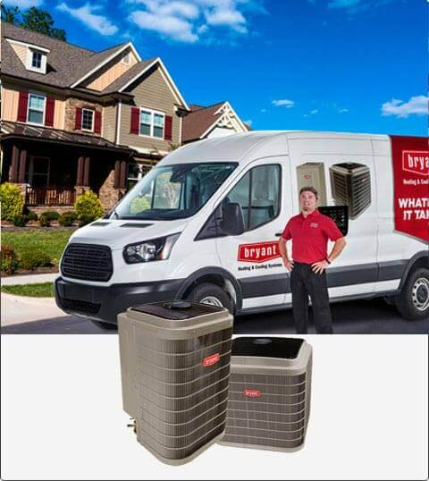 Complete HVAC System Change Out Offer